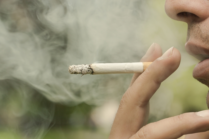 Kick the habit to lower your life insurance rates.