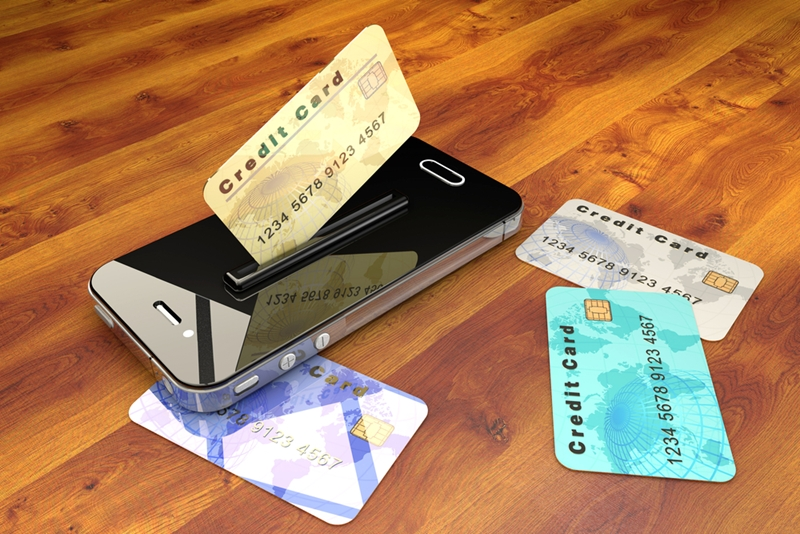 Be vigilant with your credit cards to build a positive credit score.